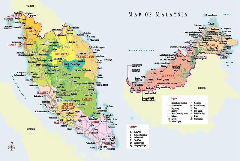 ban do malaysia